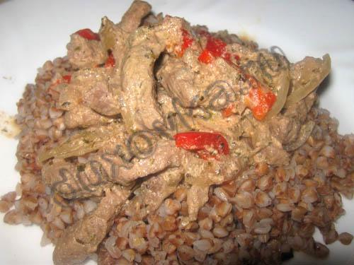 рецепт вкусного мяса тушеного