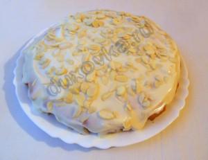 Фото: Торт с сыром маскарпоне