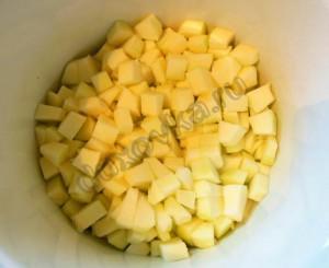 Компот из кабачков с лимоном-2