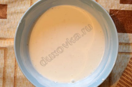 наггетсы в духовке дома рецепт с фото