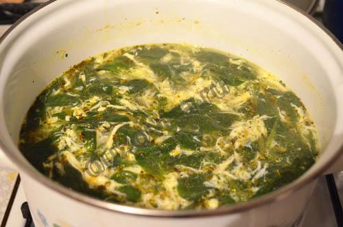 рецепт заправки в суп с сельдереем