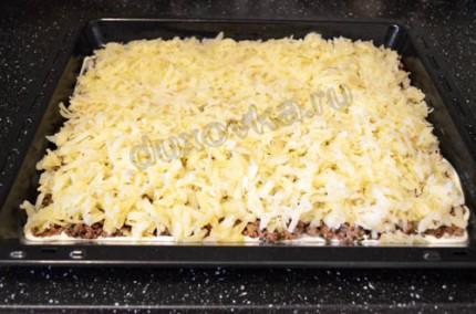 Фото: Шаг 6: почистить и натереть картофель