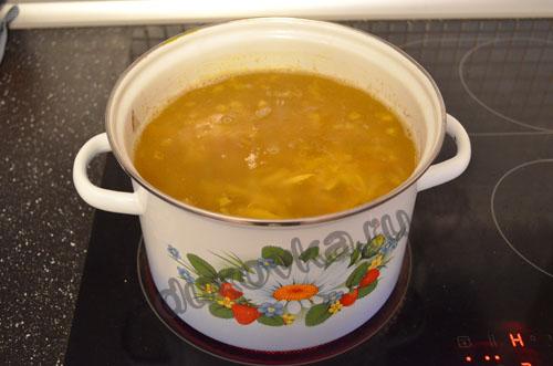 что добавляют в суп фото рецепт