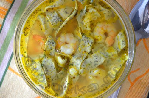 рецепт супа с рисом и болгарским перцем и