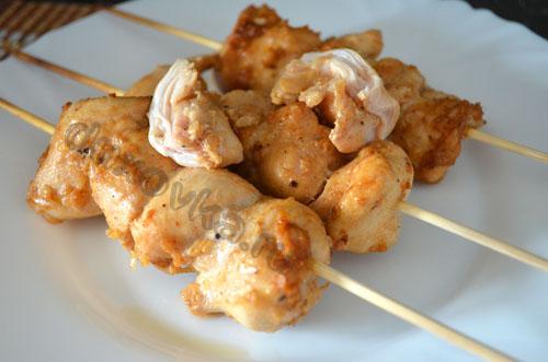 Картофель с куриным фаршем в духовке рецепт